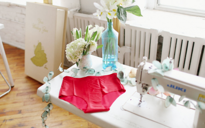 meet the local artist who can host a panty making party for your bridal shower