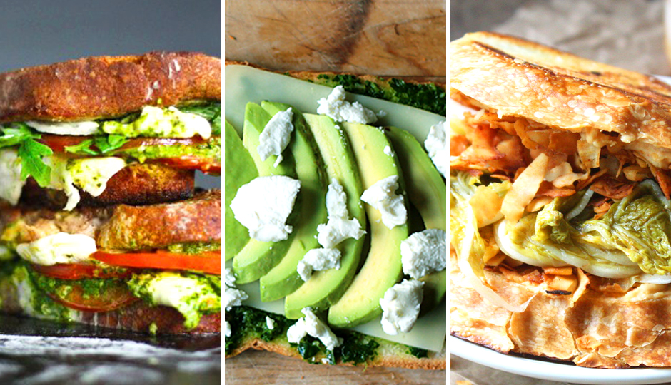 Your Dinner Inspiration: 7 Veggie-Packed Grilled Cheese Sandwich Recipes to Make Tonight