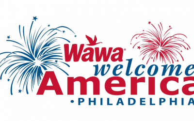 Wawa Welcome America logo