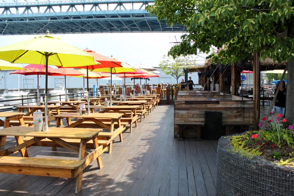 Morgan's Pier is open for the season