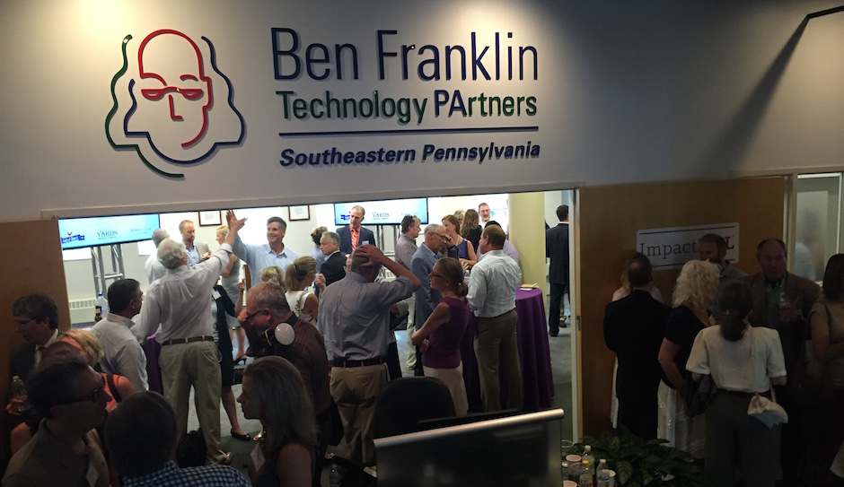 Ben Franklin Technology Partners HQ.