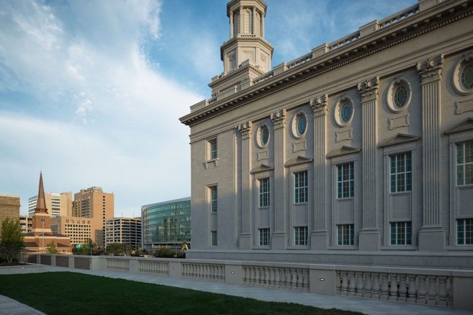 The Philadelphia Mormon Temple: A First (and Last*) Look
