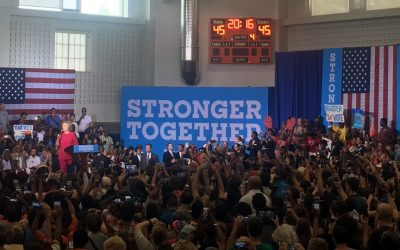 Hillary Clinton - West Philadelphia High School rally