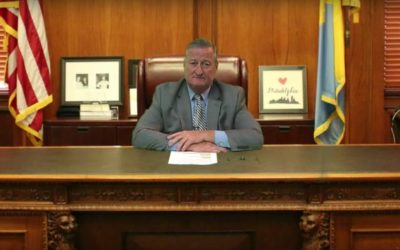 Mayor Jim Kenney reads mean tweets.