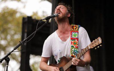 Guster's Ryan Miller singing