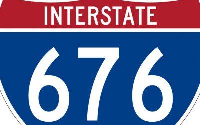 I-676 Road Closures