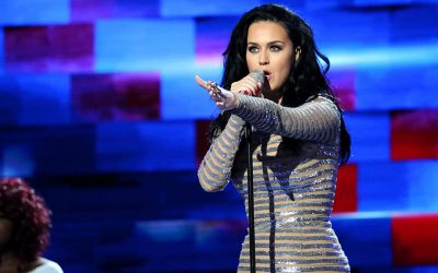 Katy Perry - DNC performance