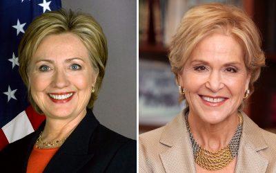 Hillary Clinton; Judith Rodin