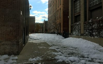 Foam on Juniper Street