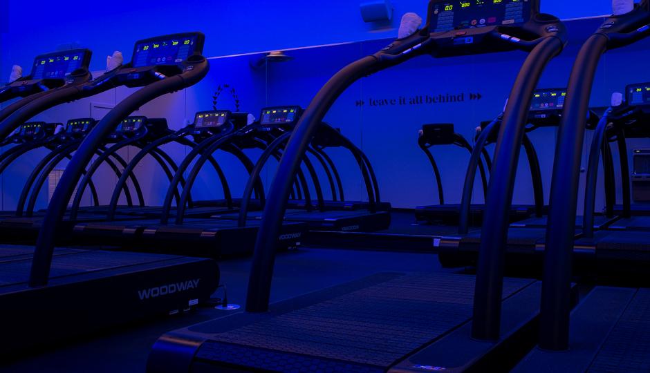 Incline Running | Photo credit: Kira Luxon Photography