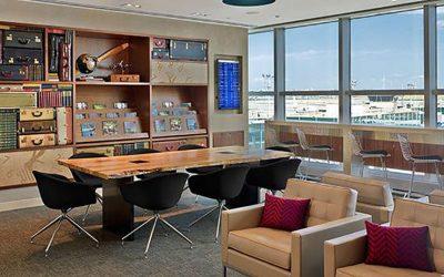 New York - Centurion Lounge