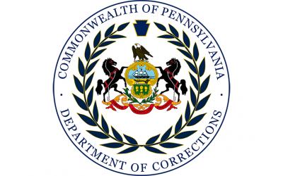 Pennsylvania Department of Corrections logo