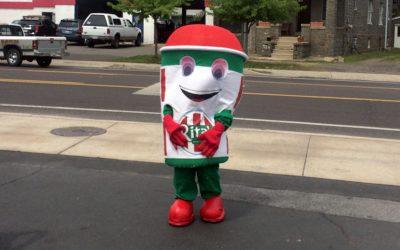 Rita's mascot
