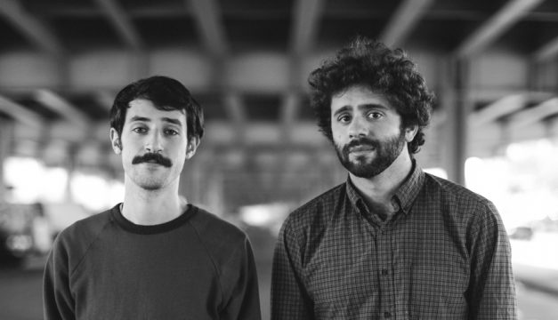 Charlie Hankin and Matt Porter of Good Cop Great Cop are in Philly on Saturday. Photo provided
