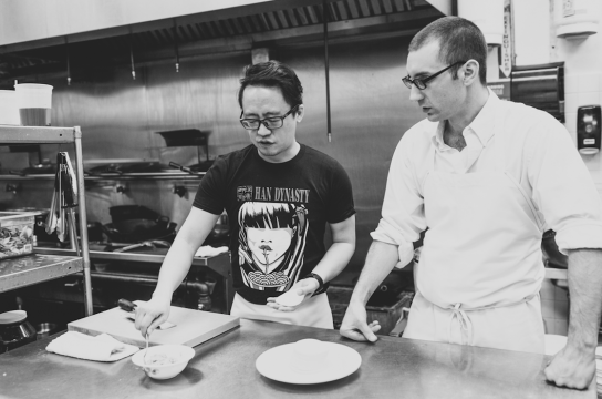 Han Dynasty South Philly Barbacoa Collab for Caviar