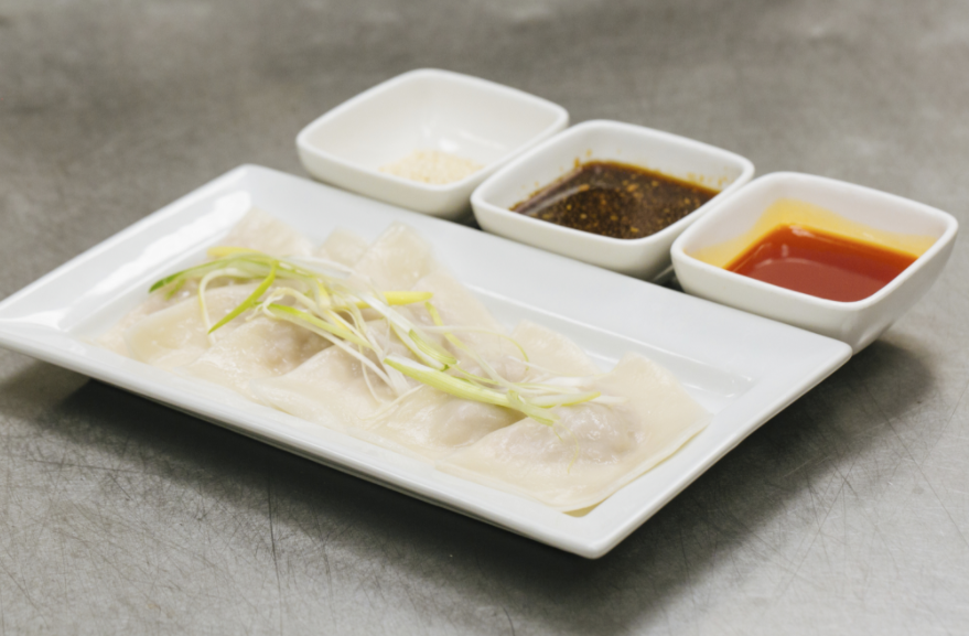 Han Dynasty South Philly Barbacoa Dumplings for Caviar