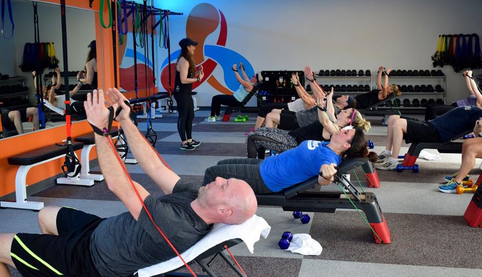 Photo courtesy Unite Fitness