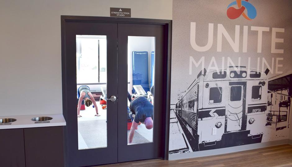 Unite Fitness Main Line | Photo courtesy Unite Fitness