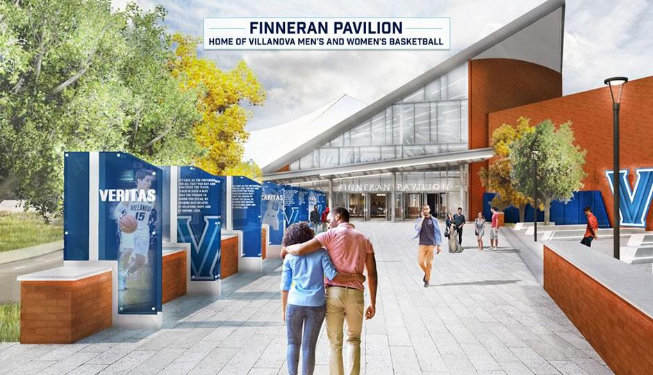 Finneran Pavilion rendering