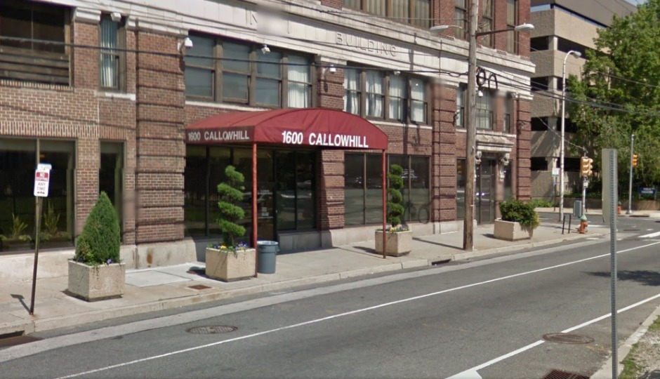 Immigration and Customs Enforcement's Philadelphia Office at 1600 Callowhill St., via Google Maps