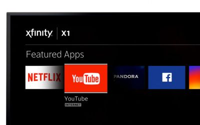 YouTube on X1