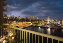 Photo credit: The Residences at Dockside