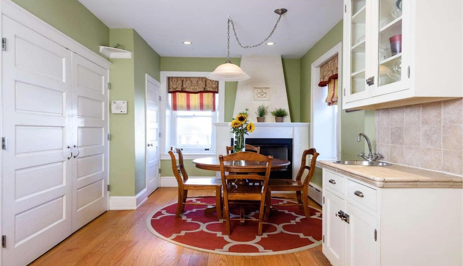 402 Haverford Ave., Narbeth, Pa. 19072 | TREND images via Long & Foster Real Estate