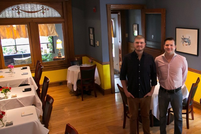 Last Week We Had The News That Andrew Kochan And Tim Lanza From West Philly S Marigold Kitchen Were Going To Be Opening A New Restaurant Together