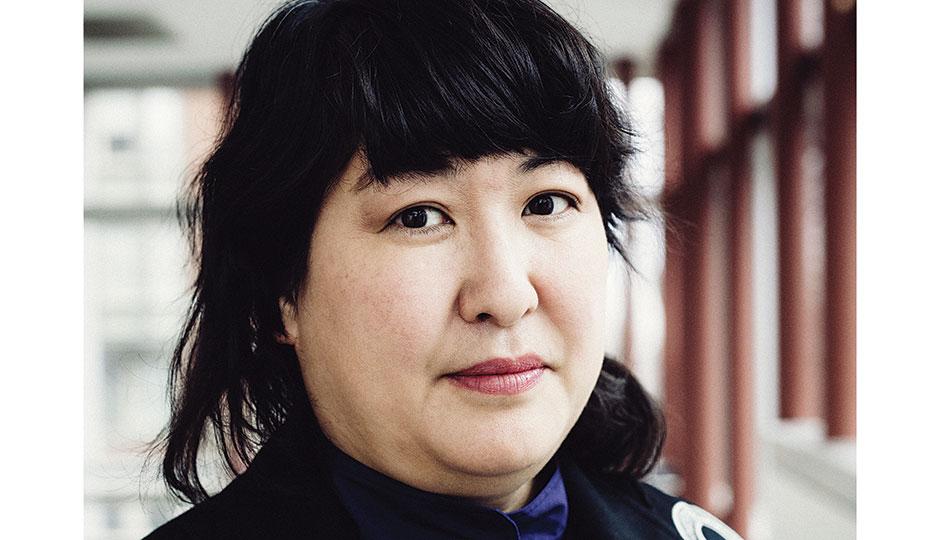 Amy Sadao. Photograph by Jauhien Sasnou.