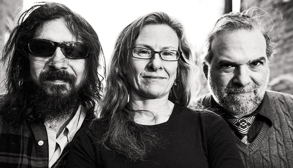 From left: Alexi Papadopoulos, Chesire Augusta and Yanni Papadopoulos. Photo by Useless Rebel