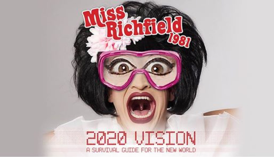 2020 Vision - Miss Richfield 1981 is happening this weekend.