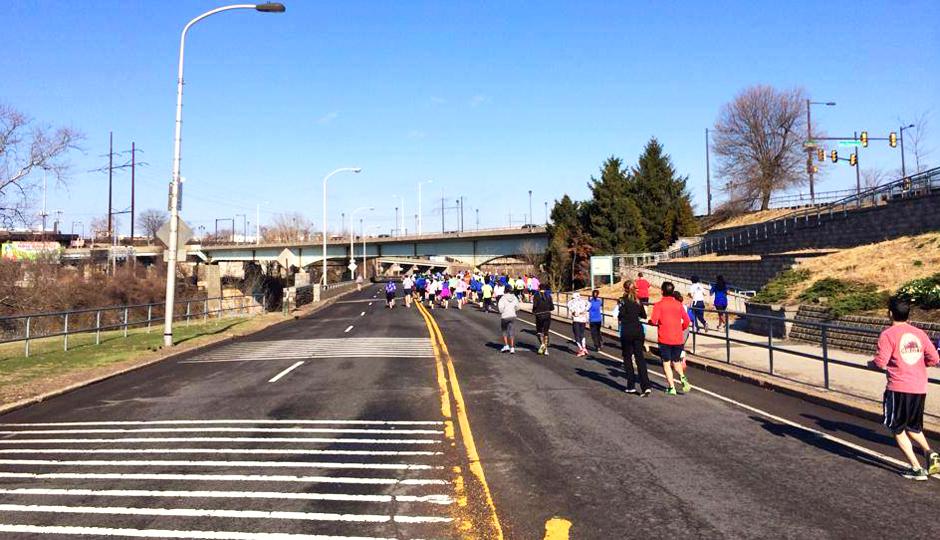 Springtime on the Schuylkill Run and Potluck | Photo via Facebook