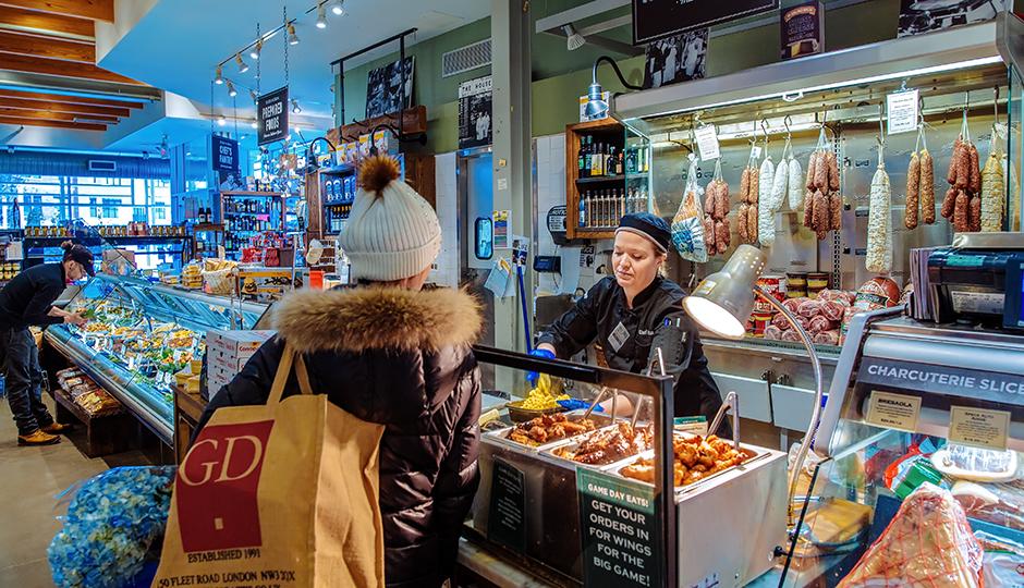 Ardmore Farmers Market in Suburban Square | Photograph by Jeff Fusco