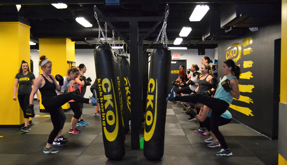 Sunrise Kickboxing and Savasana with CKO Kickboxing and CorePower | Be Well Philly