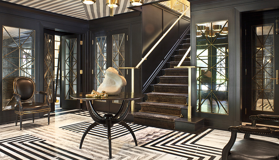 Home Design Inspiration: 8 Gorgeous Ways to Add Geometric Elements ...