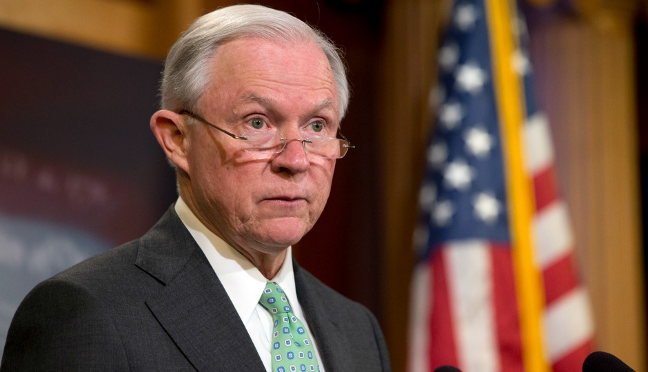 jeff sessions, immigration, doj
