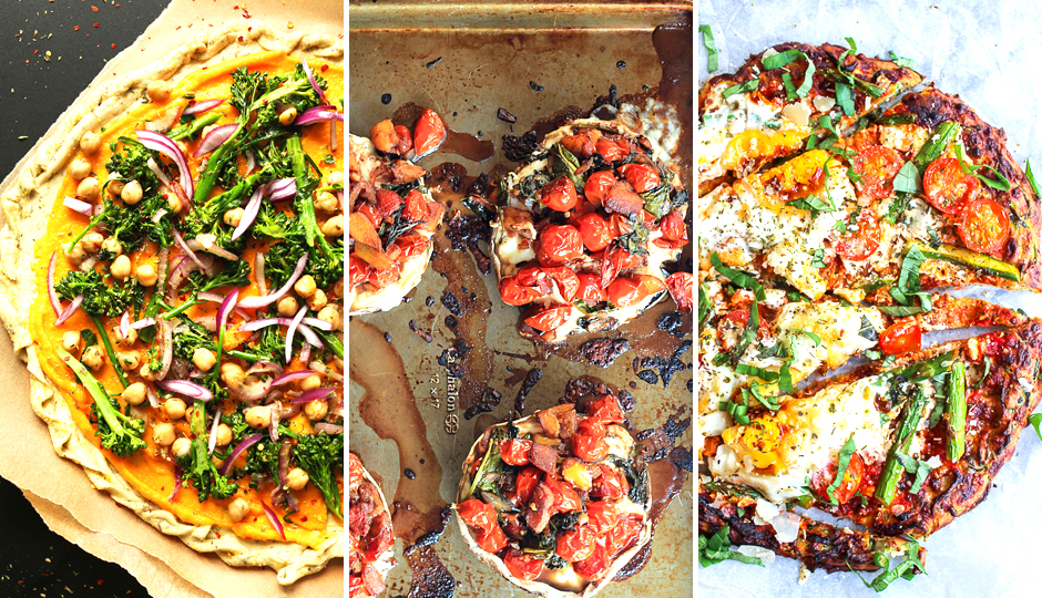 Healthier Pizza Recipes To Make At Home Be Well Philly