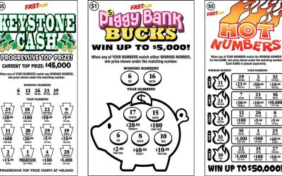 Scratchless scratch offs