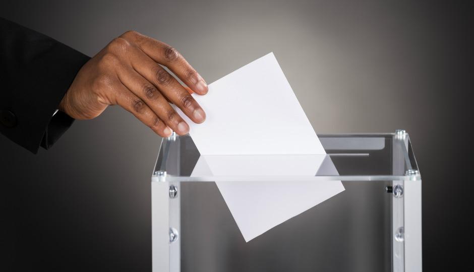 Special Election Ballot