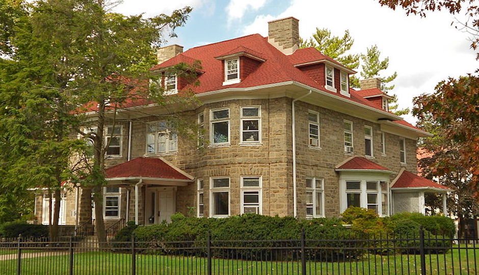 Where the Main Line got its start: Historic Overbrook Farms opens itself up to you on its annual house tour May 7.   Photo by Smallbones via WIkimedia Commons, licensed under CC-BY-SA 3.0