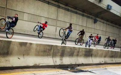 wheelie kids, kids on bikes