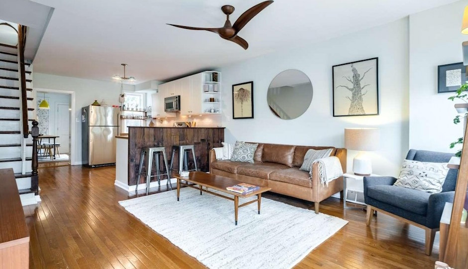 2215 Coral St., Philadelphia, Pa. 19125 | TREND images via Coldwell Banker Preferred