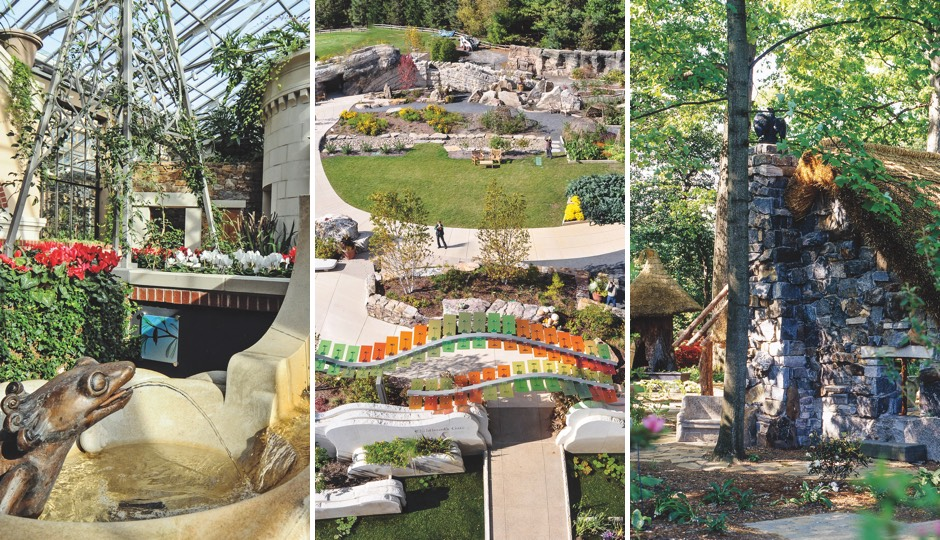 Six Great Children's Gardens to Visit for Mother's Day ...
