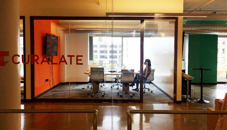 At Curalate's Philly HQ. Image courtesy of Curalate.