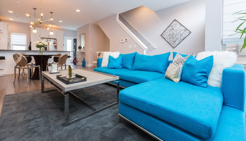 Room of the Week A Punch of Personality Youre Going to Love