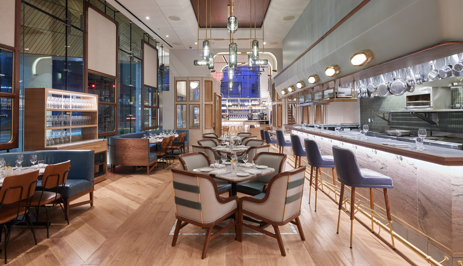 All day café from michelin starred team opens in