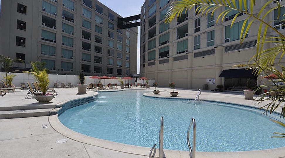 Sweet There S A Fitness Filled Pool Party In Northern Liberties Next Week