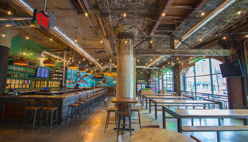 Great Roy Pitz Barrel House Now Open In Spring Arts