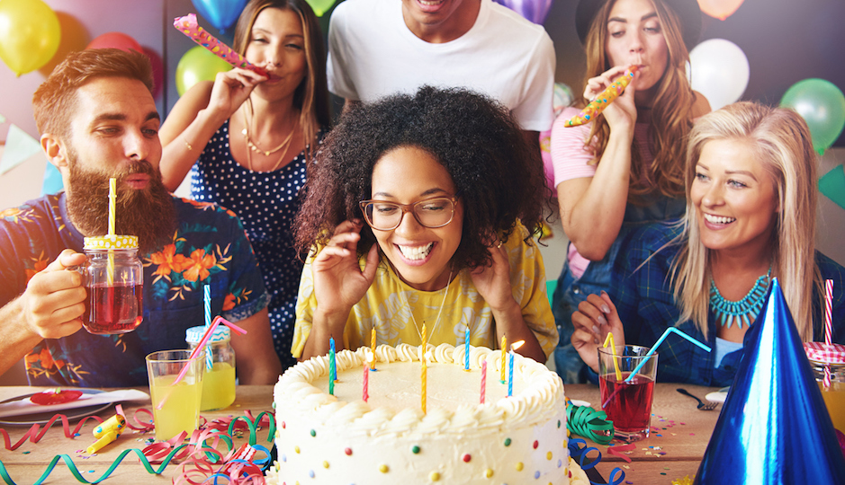 Heres How Much Blowing Out Birthday Candles Ups Cake Bacteria Be