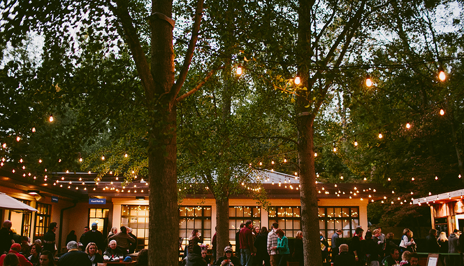4 Delicious Reasons You Need To Add Longwood Gardens Beer Garden